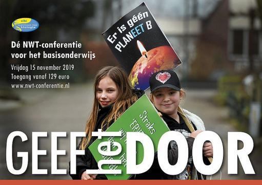 GEEF HET DOOR - 12de NWT-conferentie voor het basisonderwijs